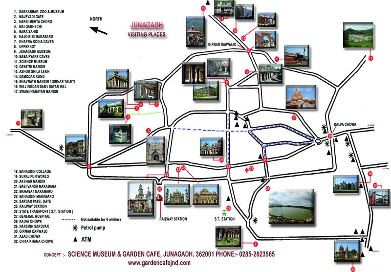 junagad-map